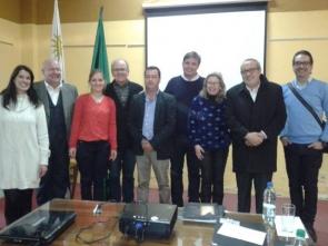 UCPel participa de missão internacional no Uruguai