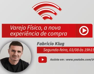 Fabricio Klug é o convidado da aula inaugural dos cursos de gestão da UCPel